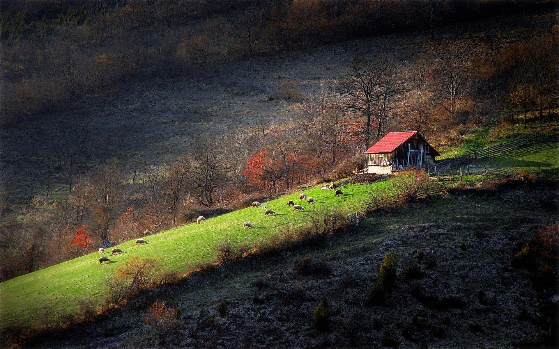Landscapes Serbia wallpapers