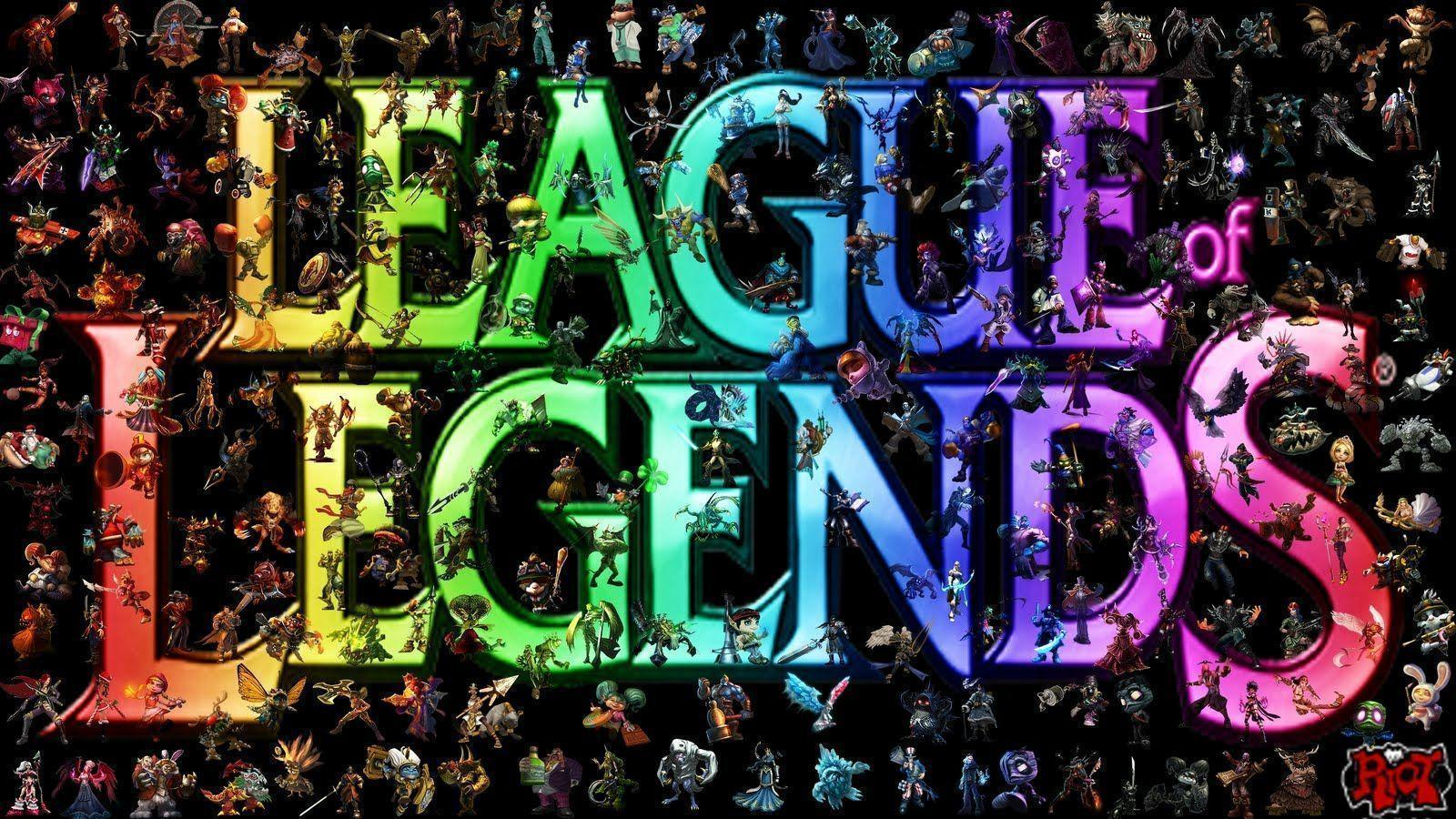 Every Champion in League of Legends Wallpaper Backgrounds