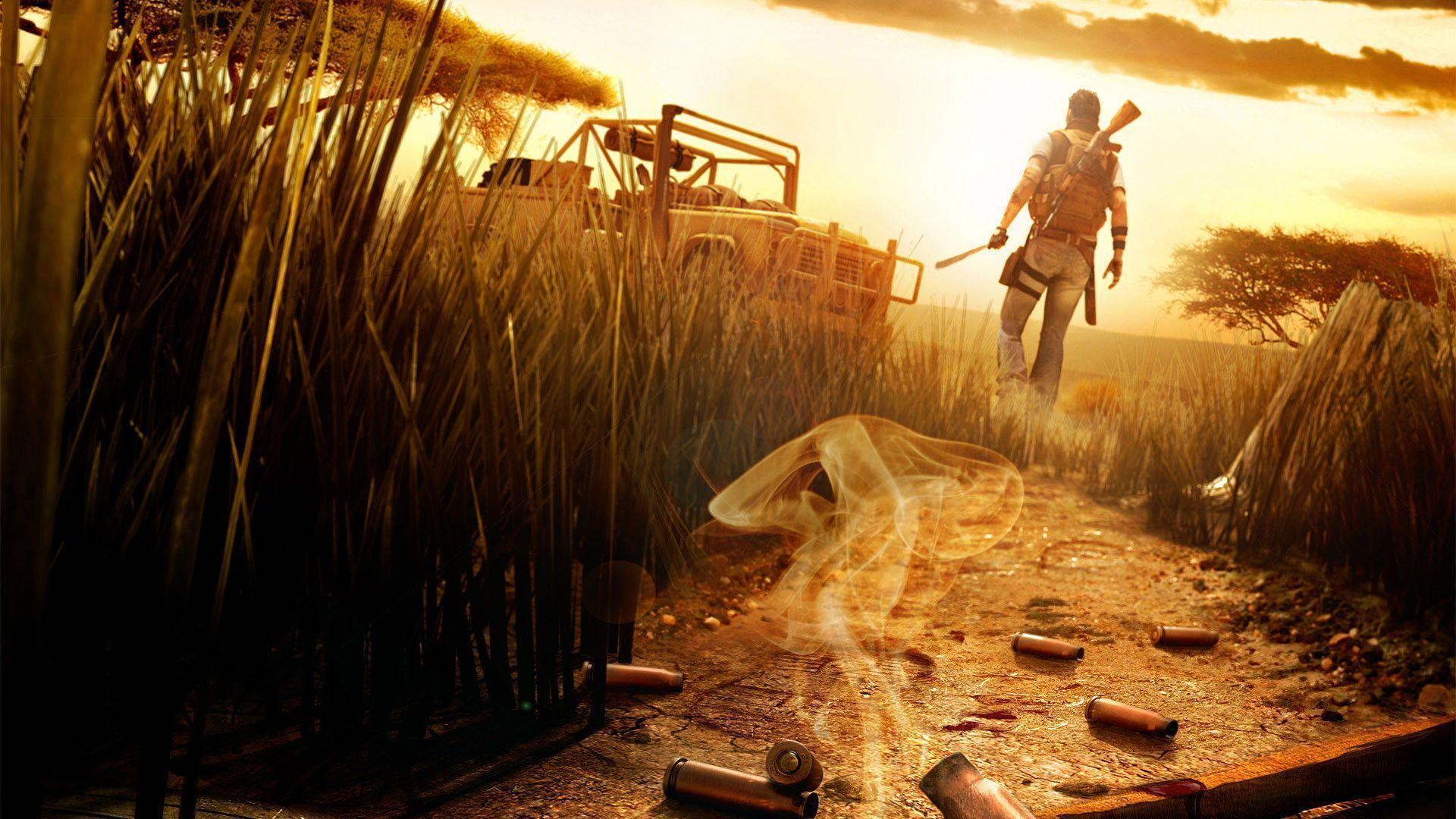 Far Cry 2 Wallpapers