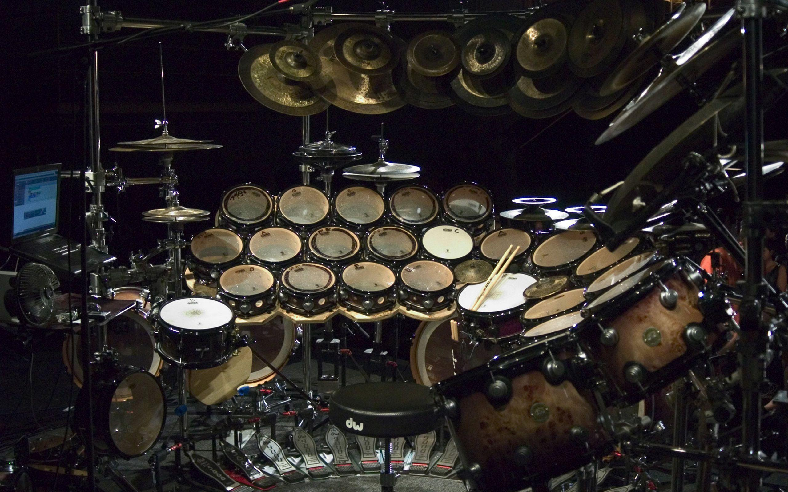 Drum Set Wallpapers - Wallpaper Cave