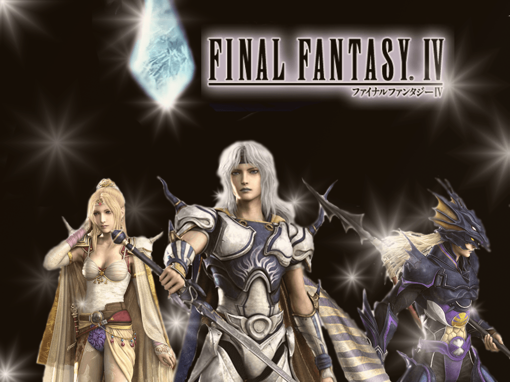 Wallpapers For > Final Fantasy 4 Wallpapers Cecil