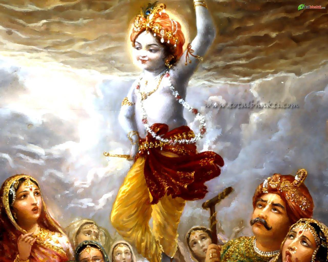 Lord Sri Krishna Wallpapers