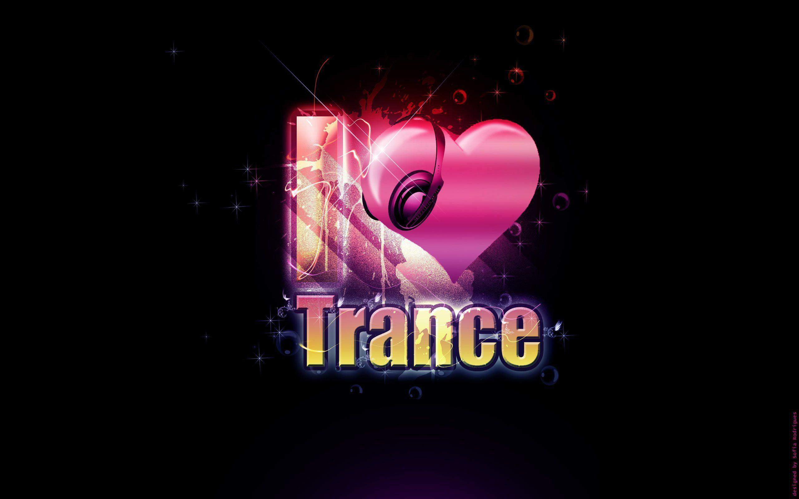 Trance Music Wallpapers - Wallpaper Cave