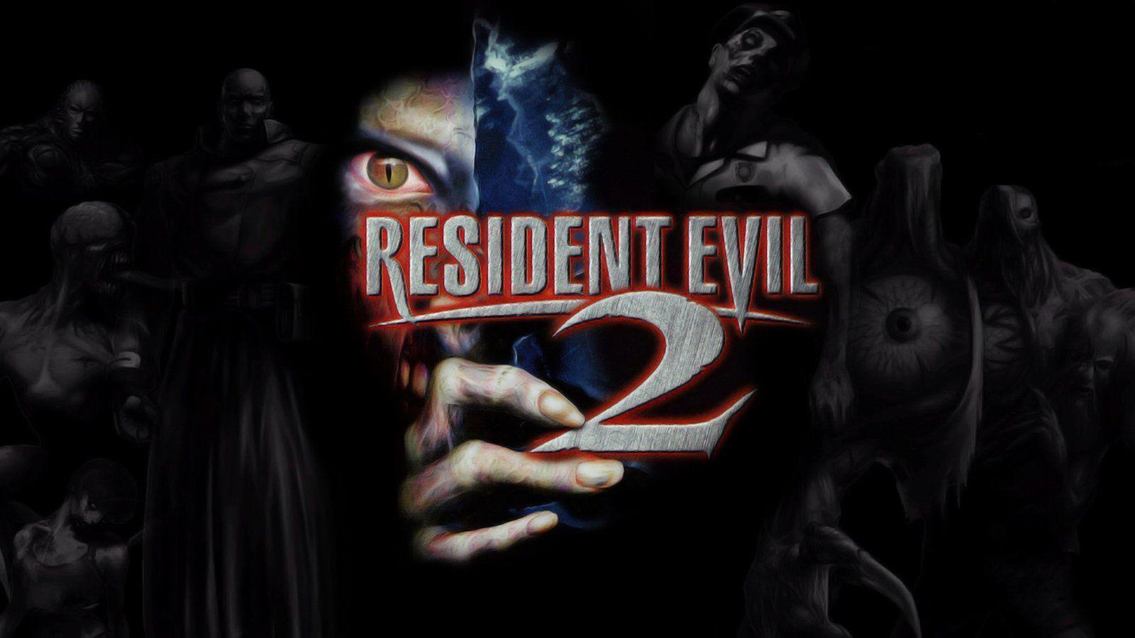 Resident Evil 2 Wallpapers Wallpaper Cave