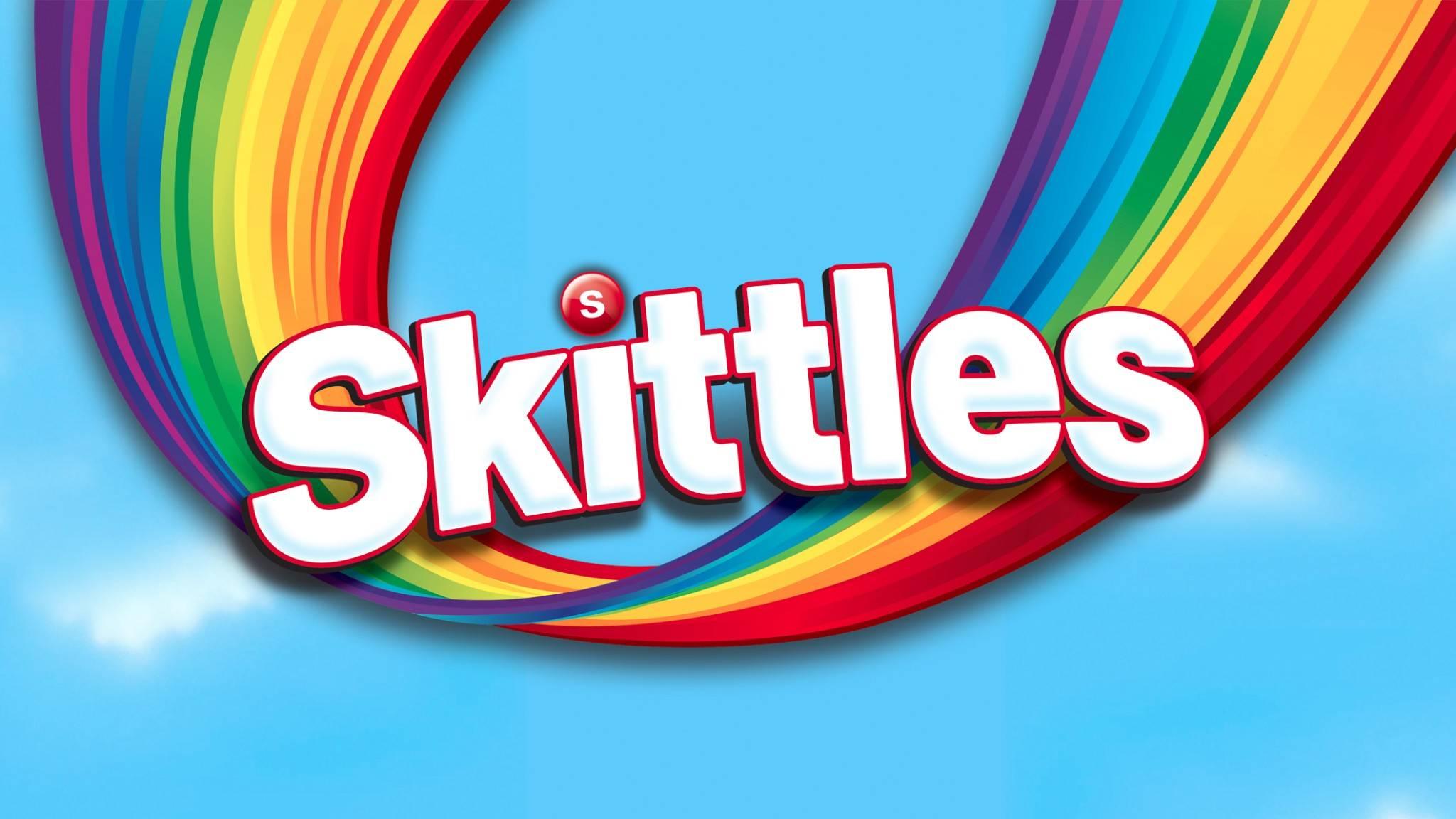 Skittles Wallpapers - Wallpaper Cave Skittles Taste The Rainbow Logo