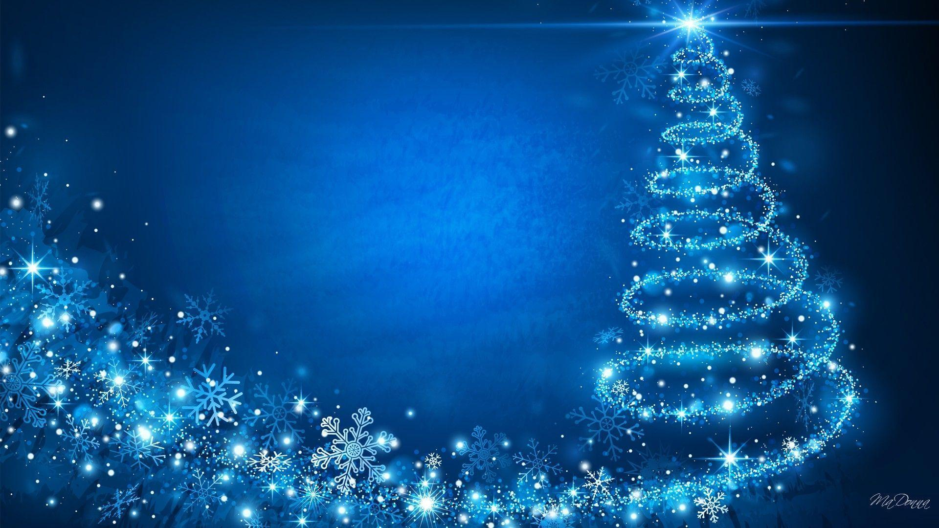 blue christmas wallpapers - wallpaper cave