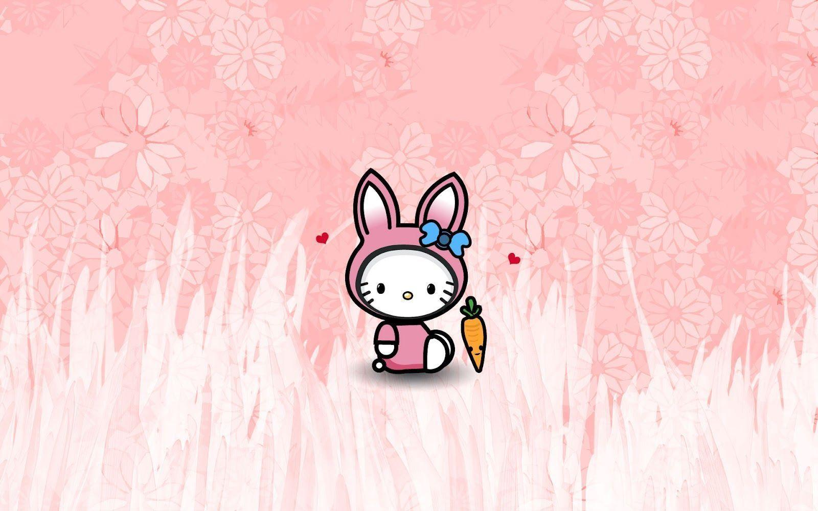 hello kitty easter wallpapers - photo #4