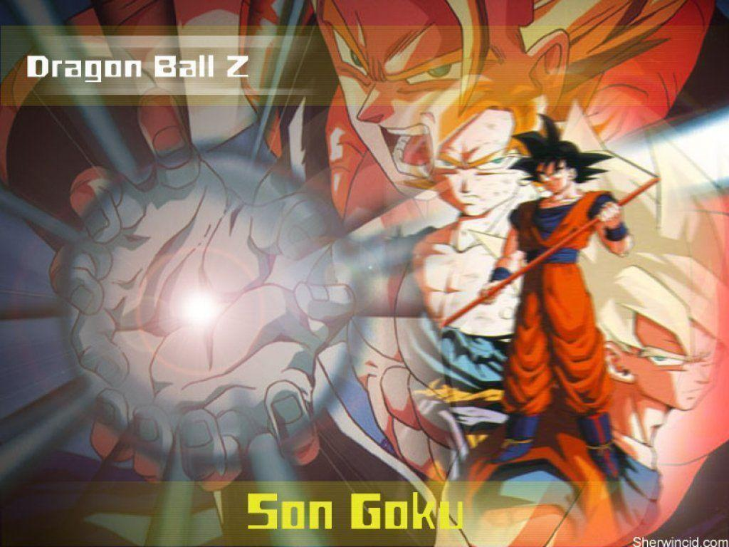 Goku - Dragon Ball Z Wallpaper (21184942) - Fanpop