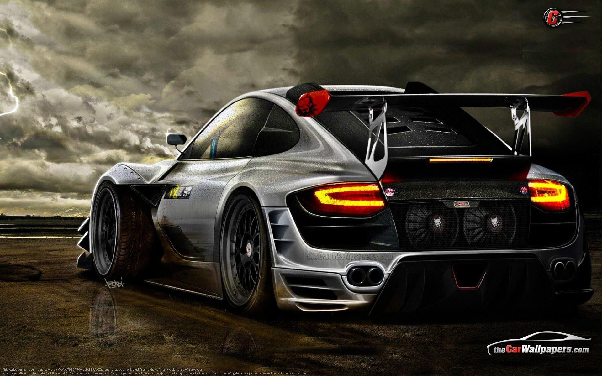 Porsche 911 Turbo 1 Wallpaper | Background Download