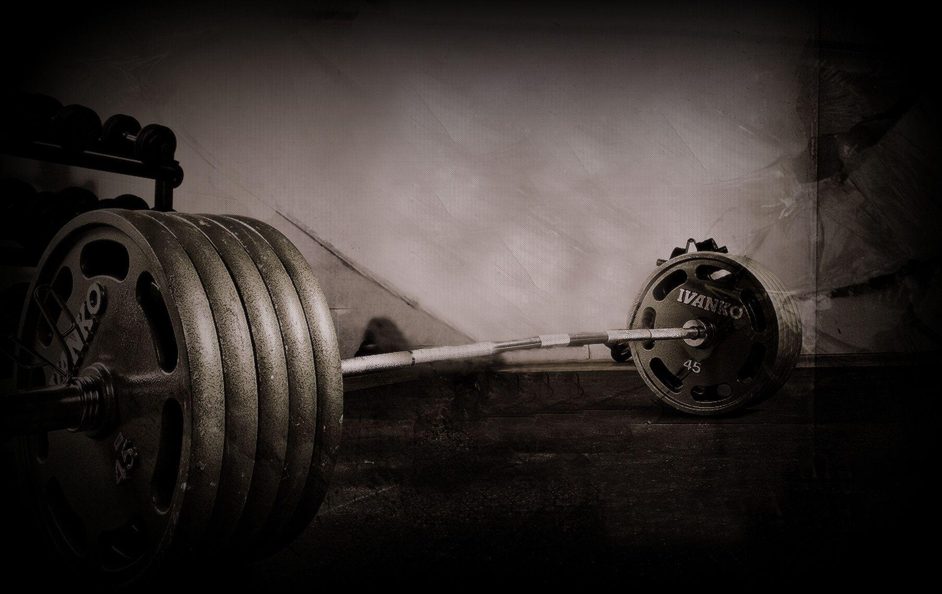 Weight Lifting Wallpaper - Viewing Gallery