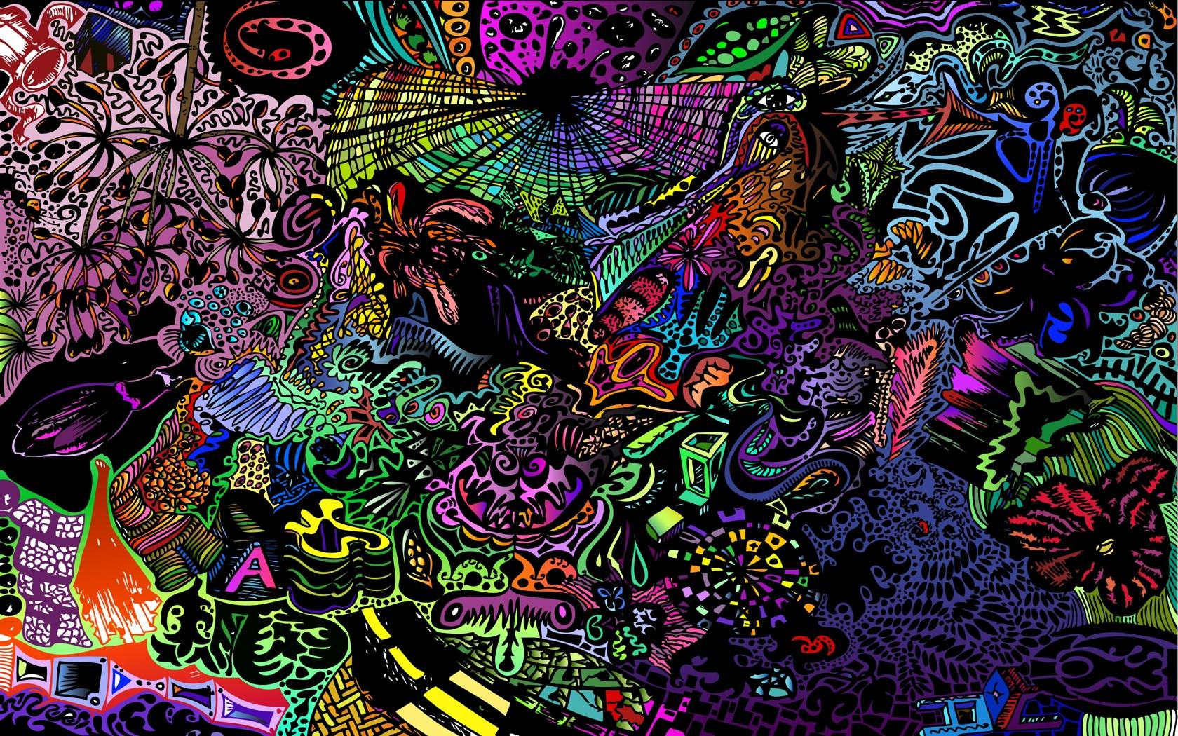 crazy trippy backgrounds for - photo #9