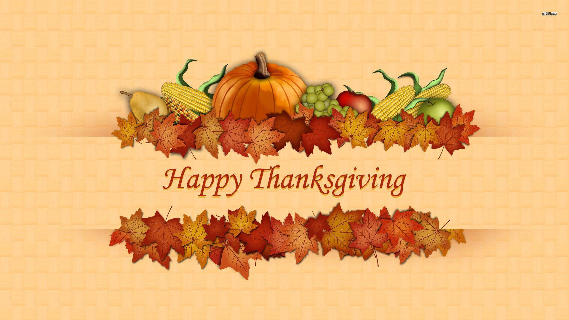 Free Thanksgiving Wallpapers HD & Desktop Backgrounds