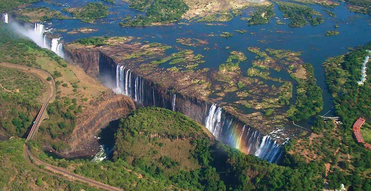 The Victoria Falls in Zimbabwe Cool Wallpapers