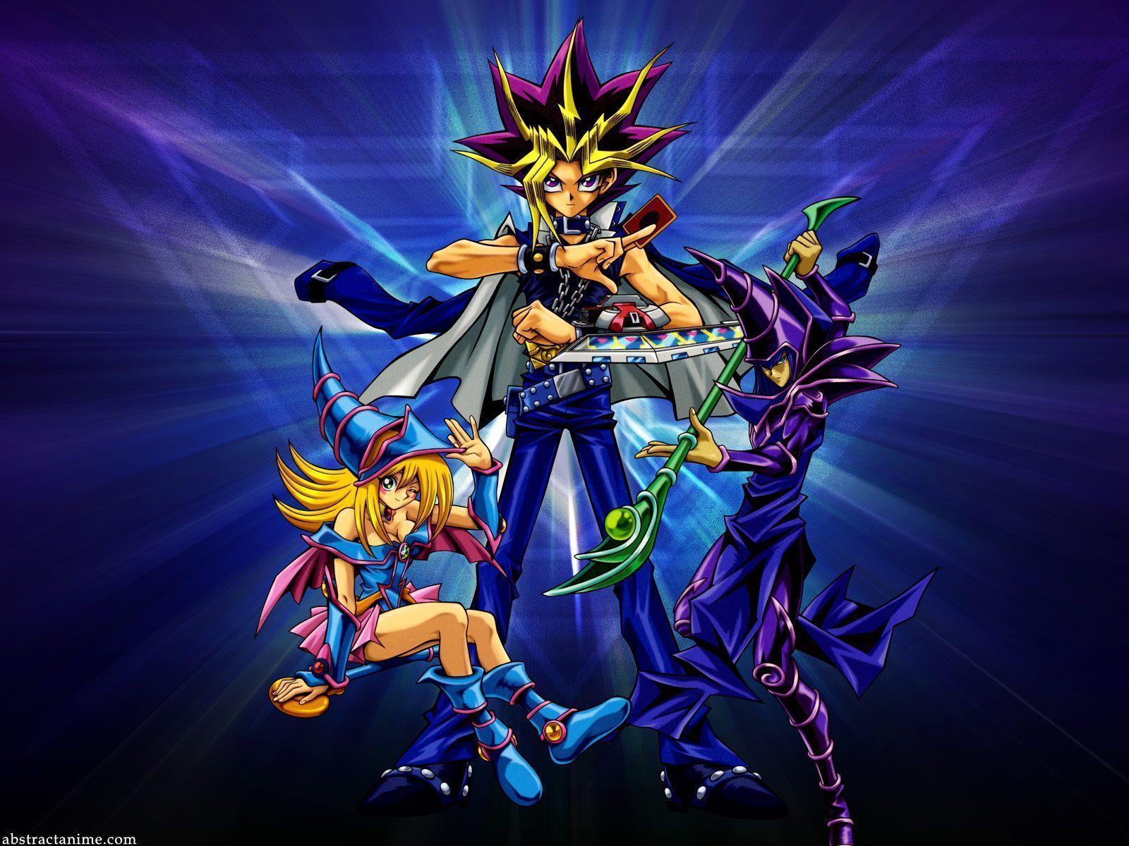 yugioh backgrounds synchro - photo #16