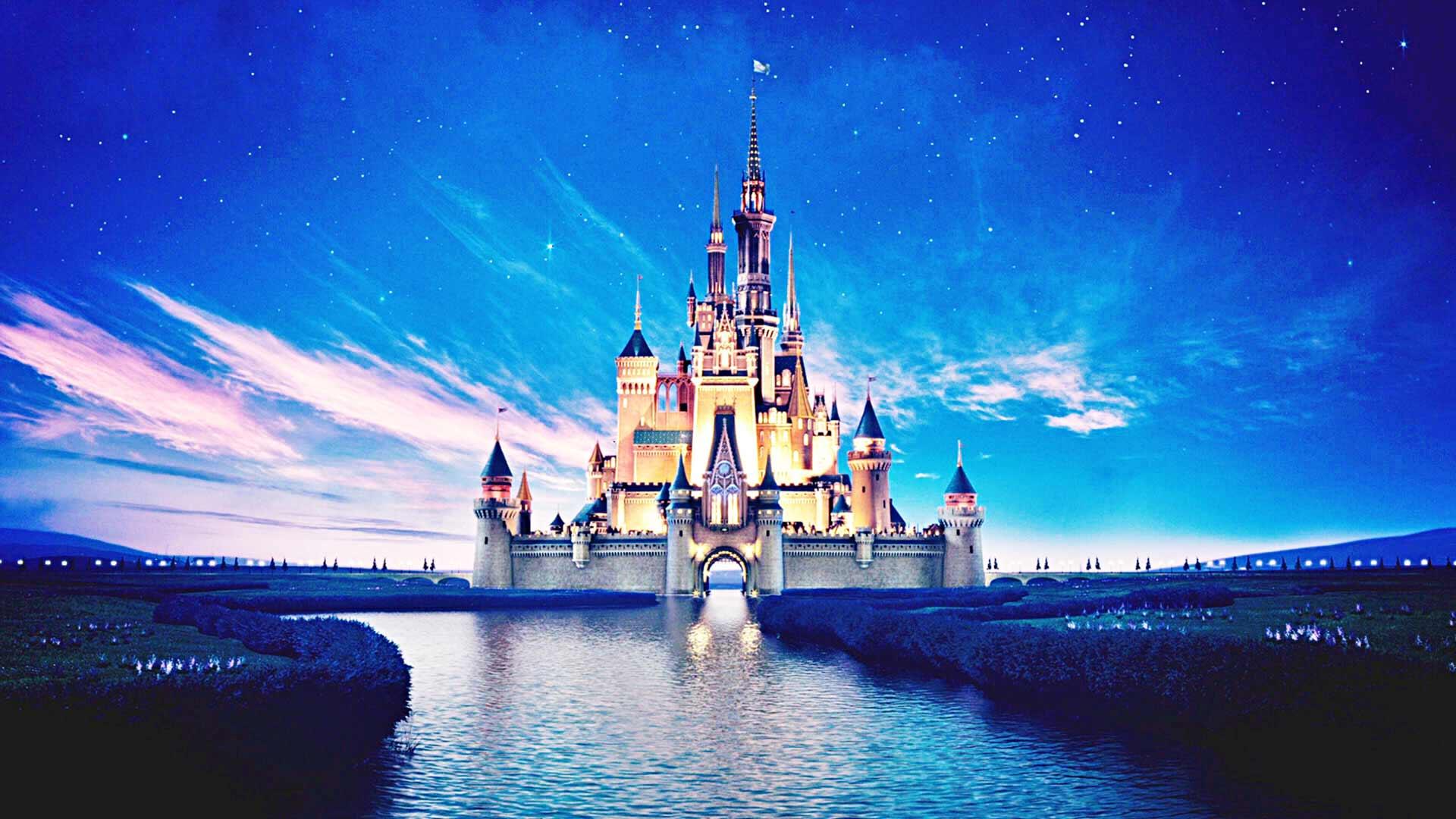 Disney Castle Wallpaper Widescreen