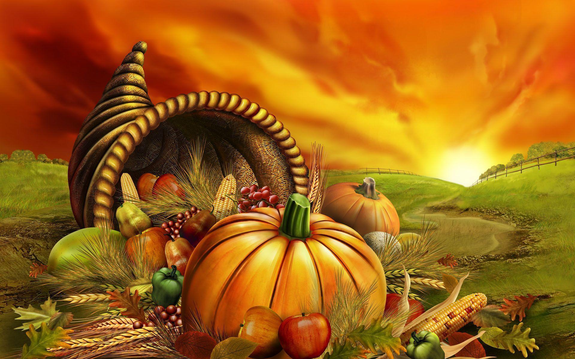 HD Thanksgiving Wallpaper 9859 1920x1200px - HD Wallpaper