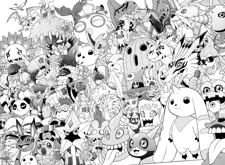 Digimon Wallpapers Wallpaper Cave