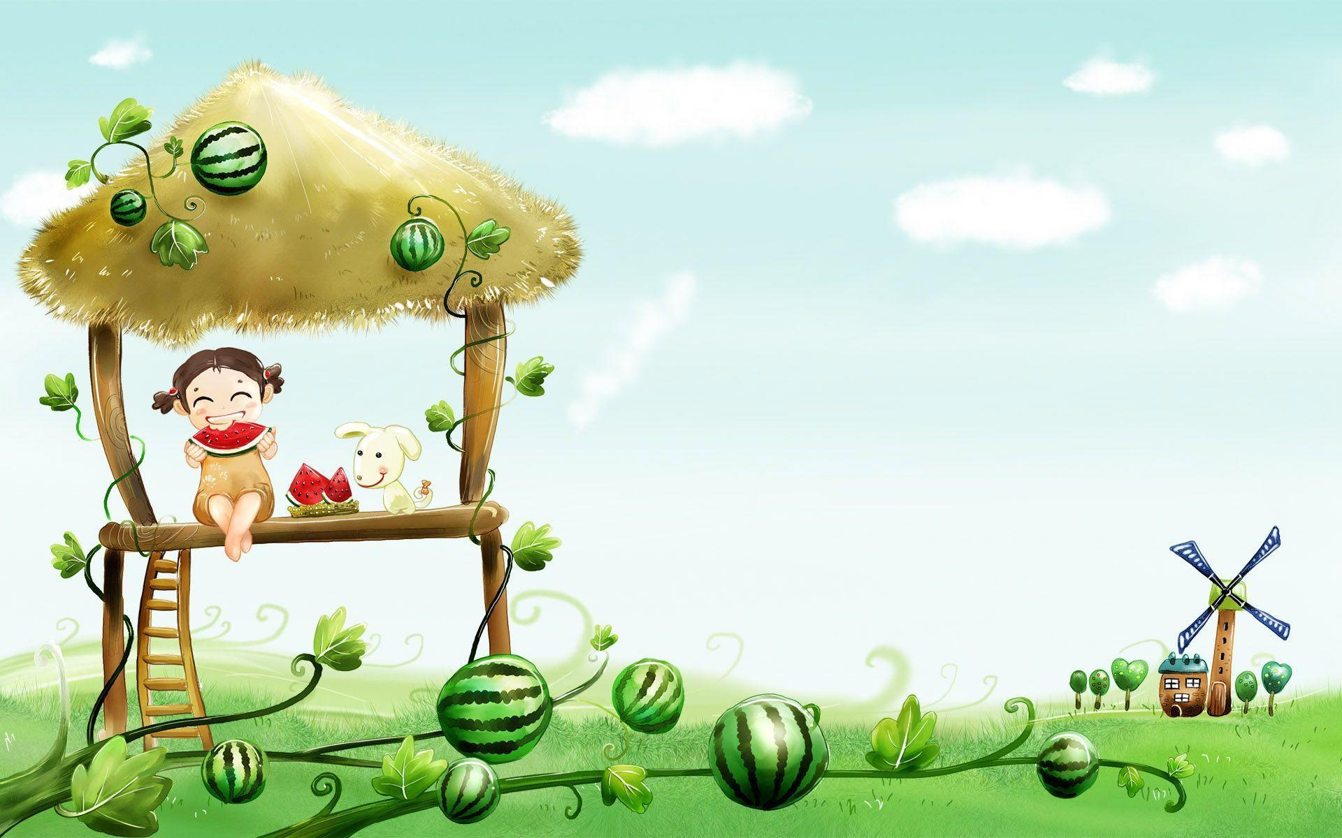 cartoons wallpapers 2 - photo #44