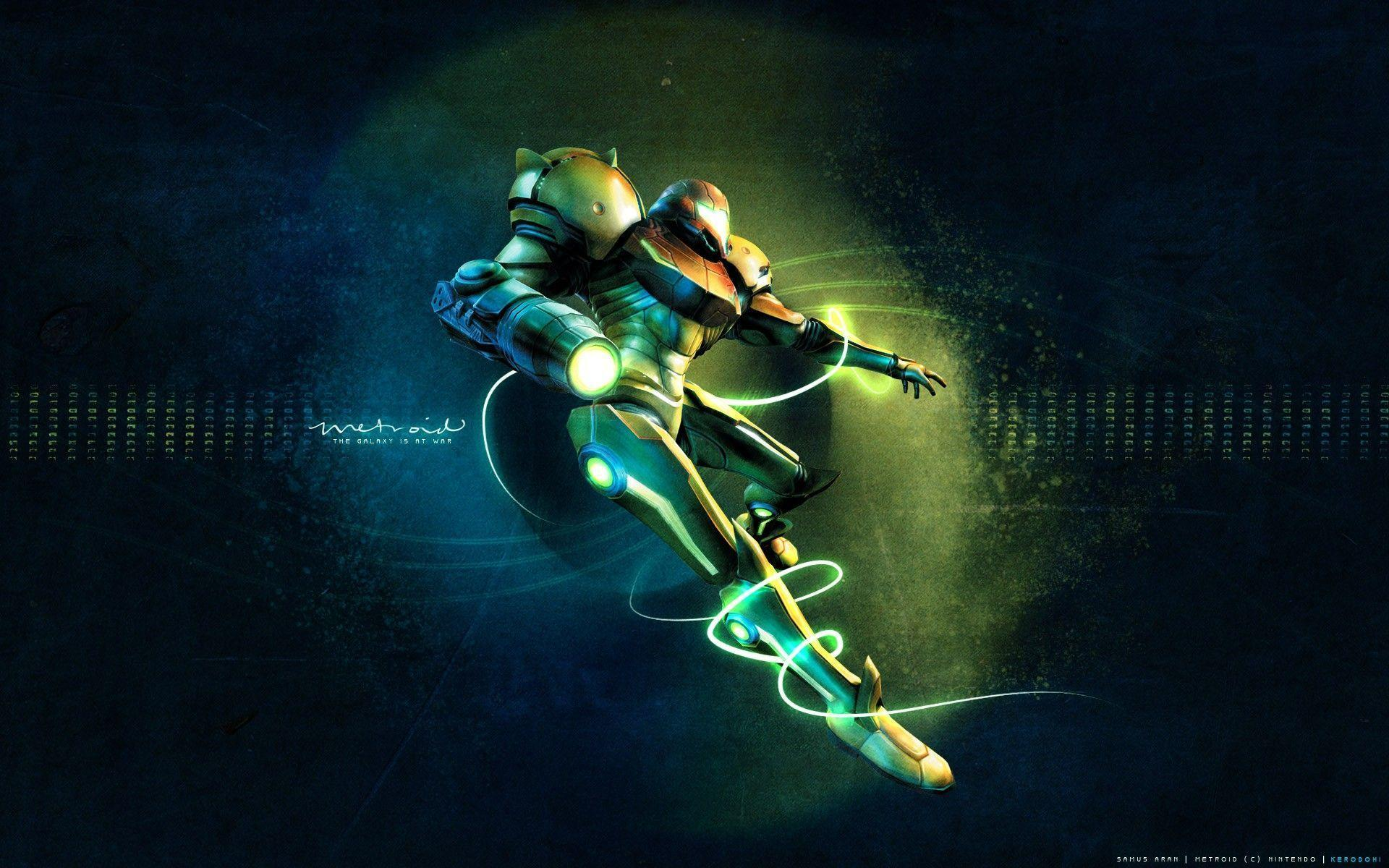 Wallpapers For > Metroid Prime 2 Wallpapers