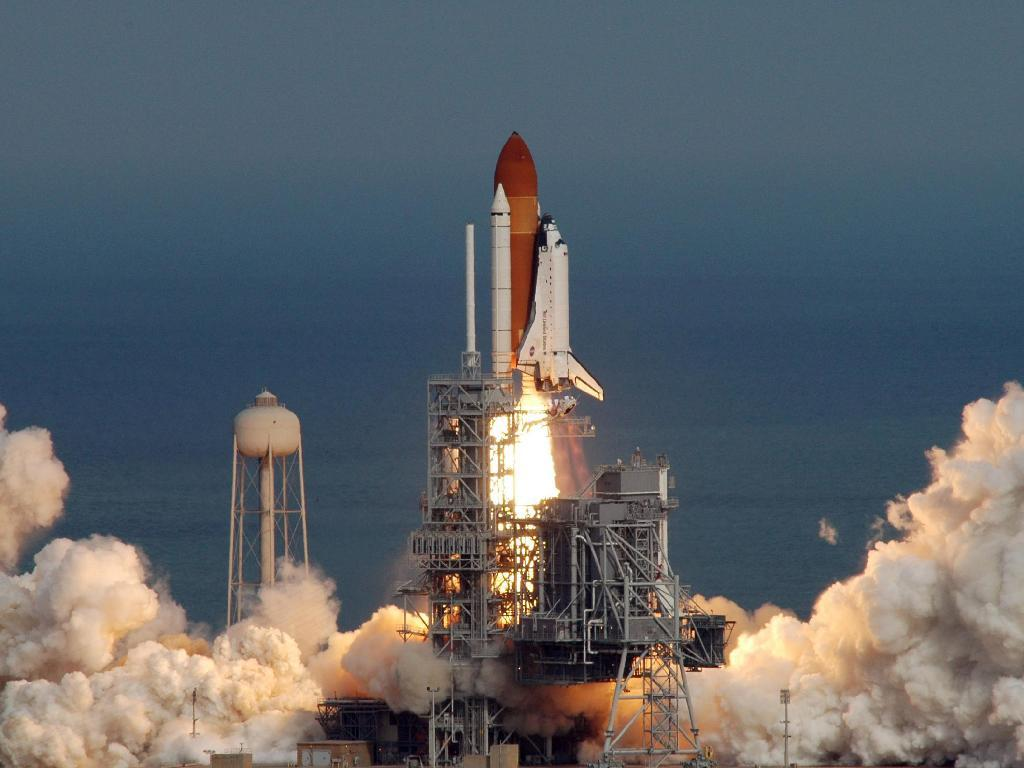 hd space shuttle sts 1 - photo #4
