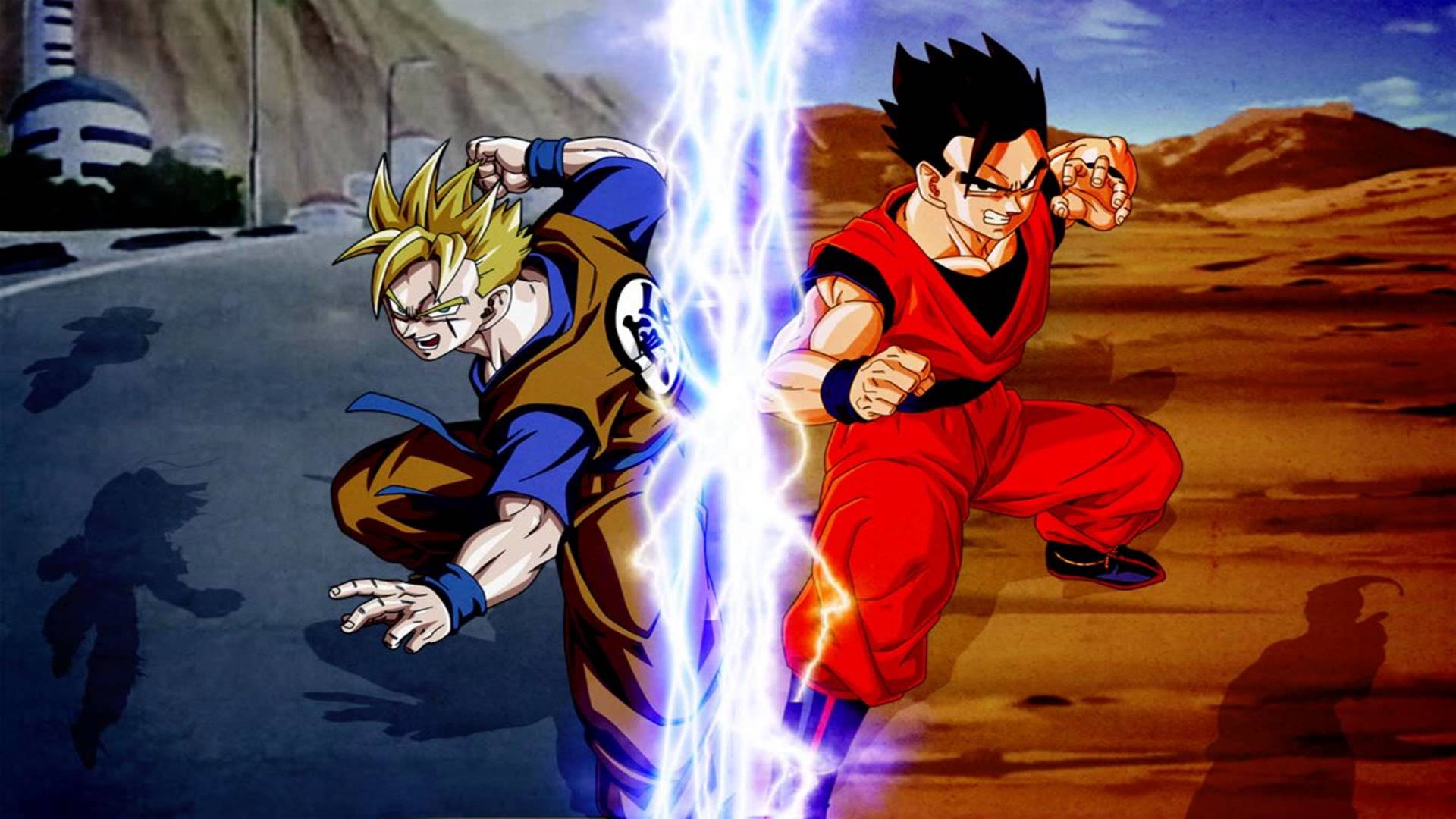 Graphics For Ultimate Gohan Graphics | www.graphicsbuzz.com