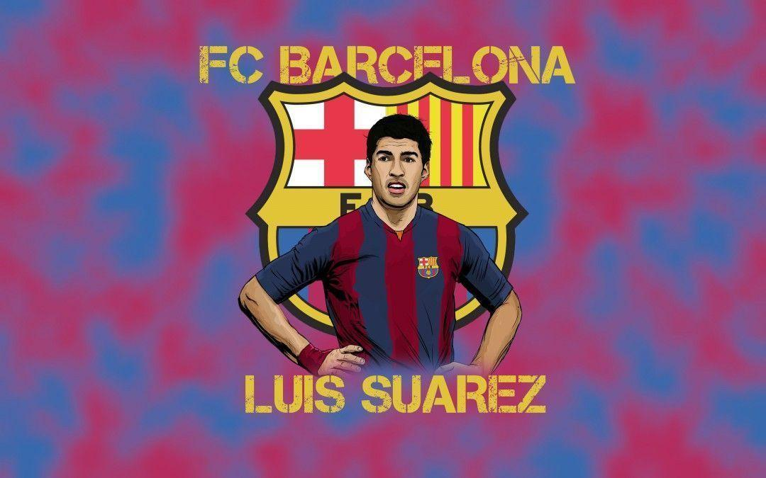 Luis Suarez Barcelona FC pictures for desktop wallpaper | FootballPIX