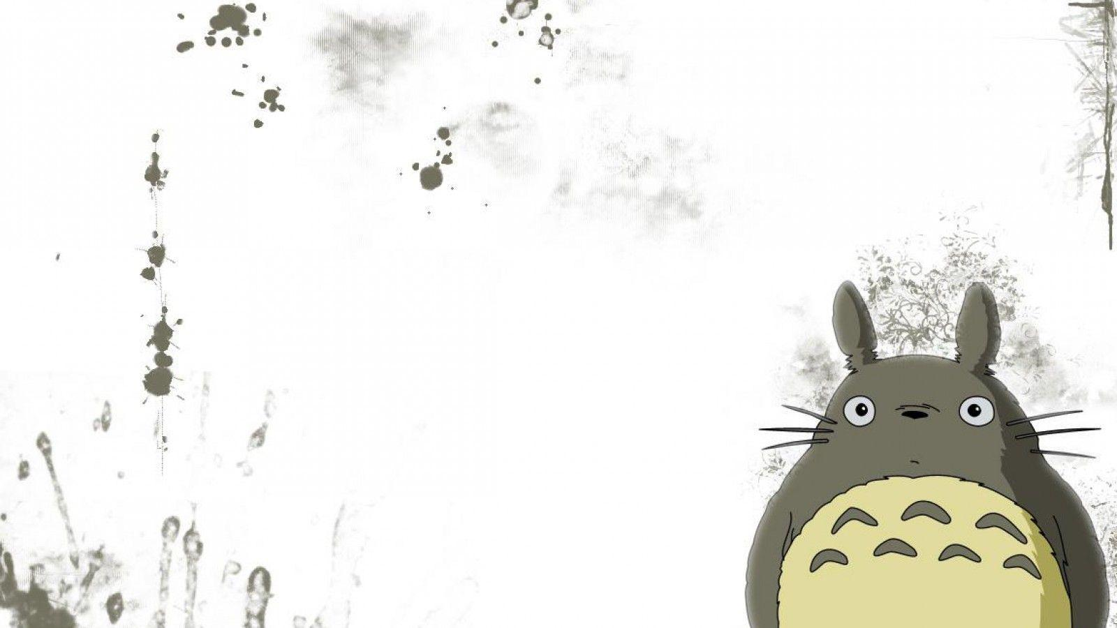 Totoro Wallpapers Wallpaper Cave