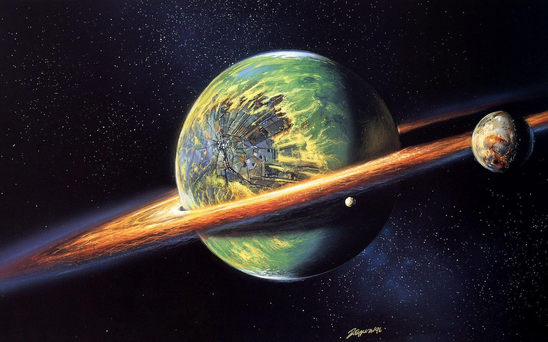 cool hd wallpapers nine planets - photo #31