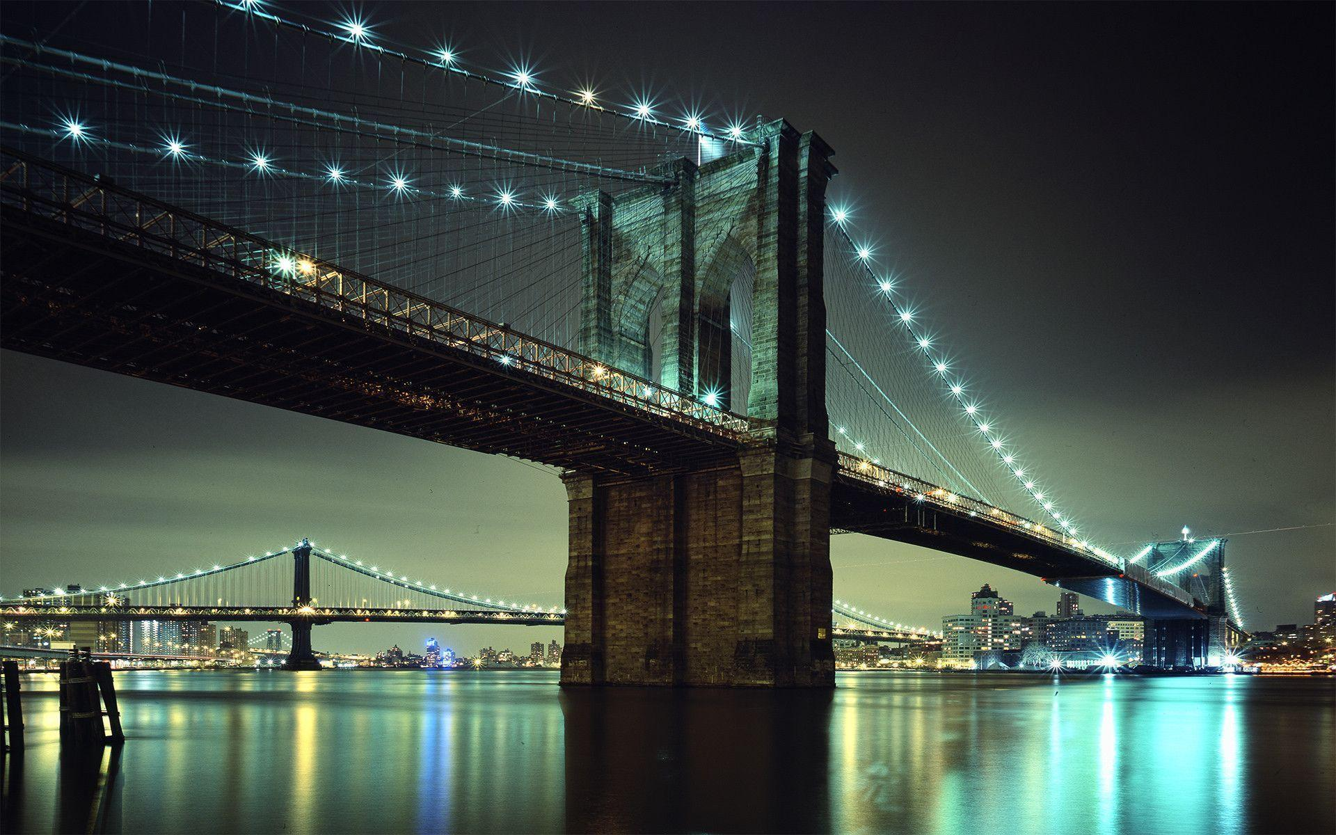 Brooklyn Bridge NYC Wallpapers