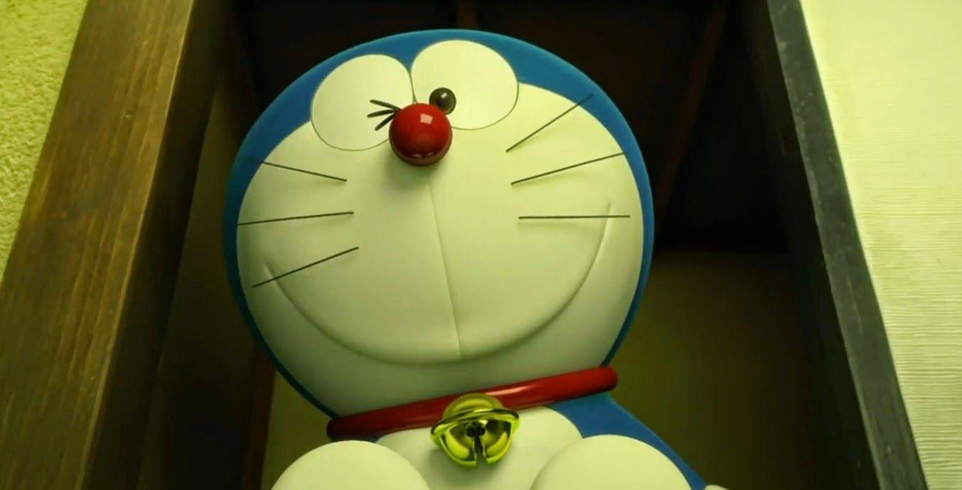Doraemon Stand By Me 3D High Definition Image Desktop Backgrounds Free