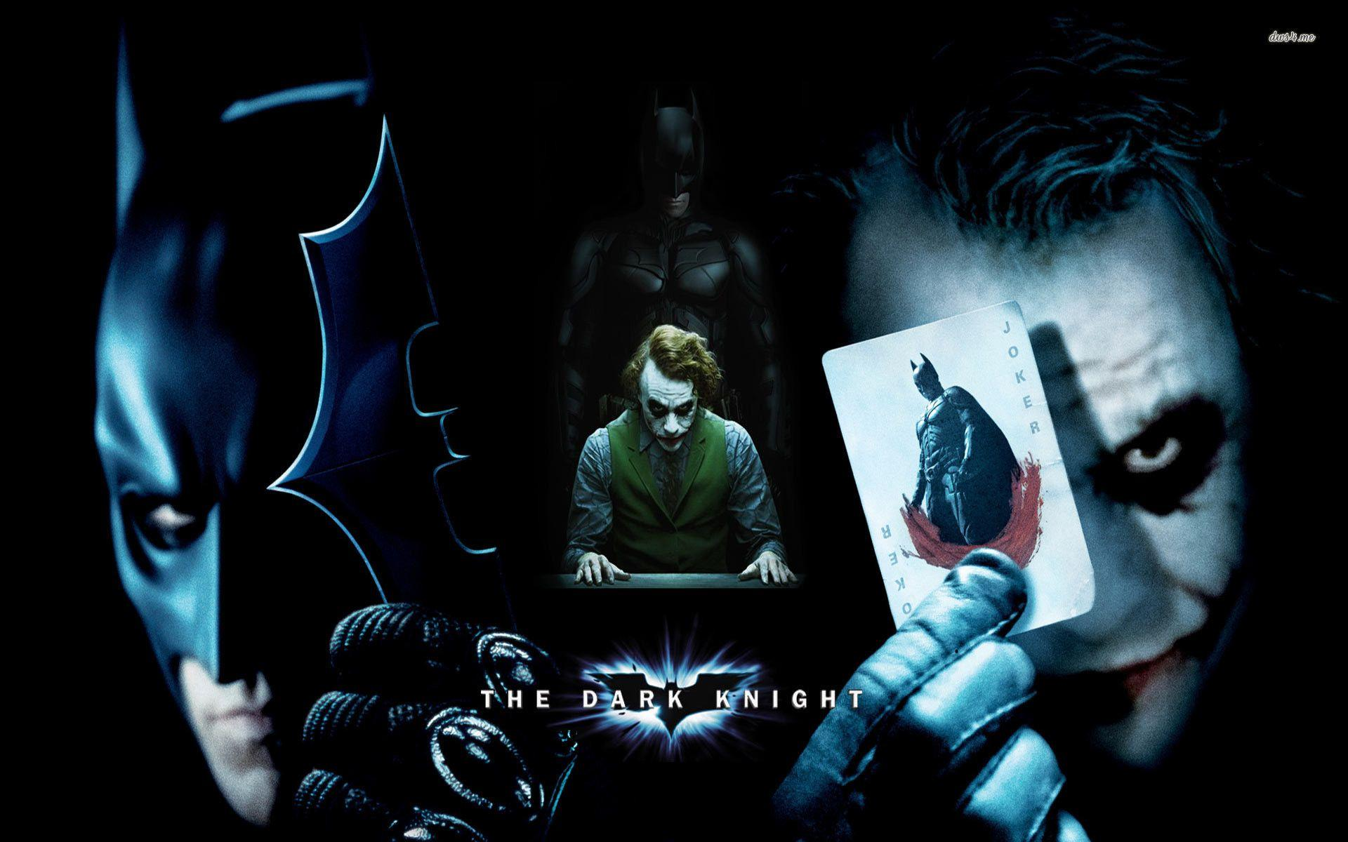 Joker Wallpapers Dark Knight Wallpaper
