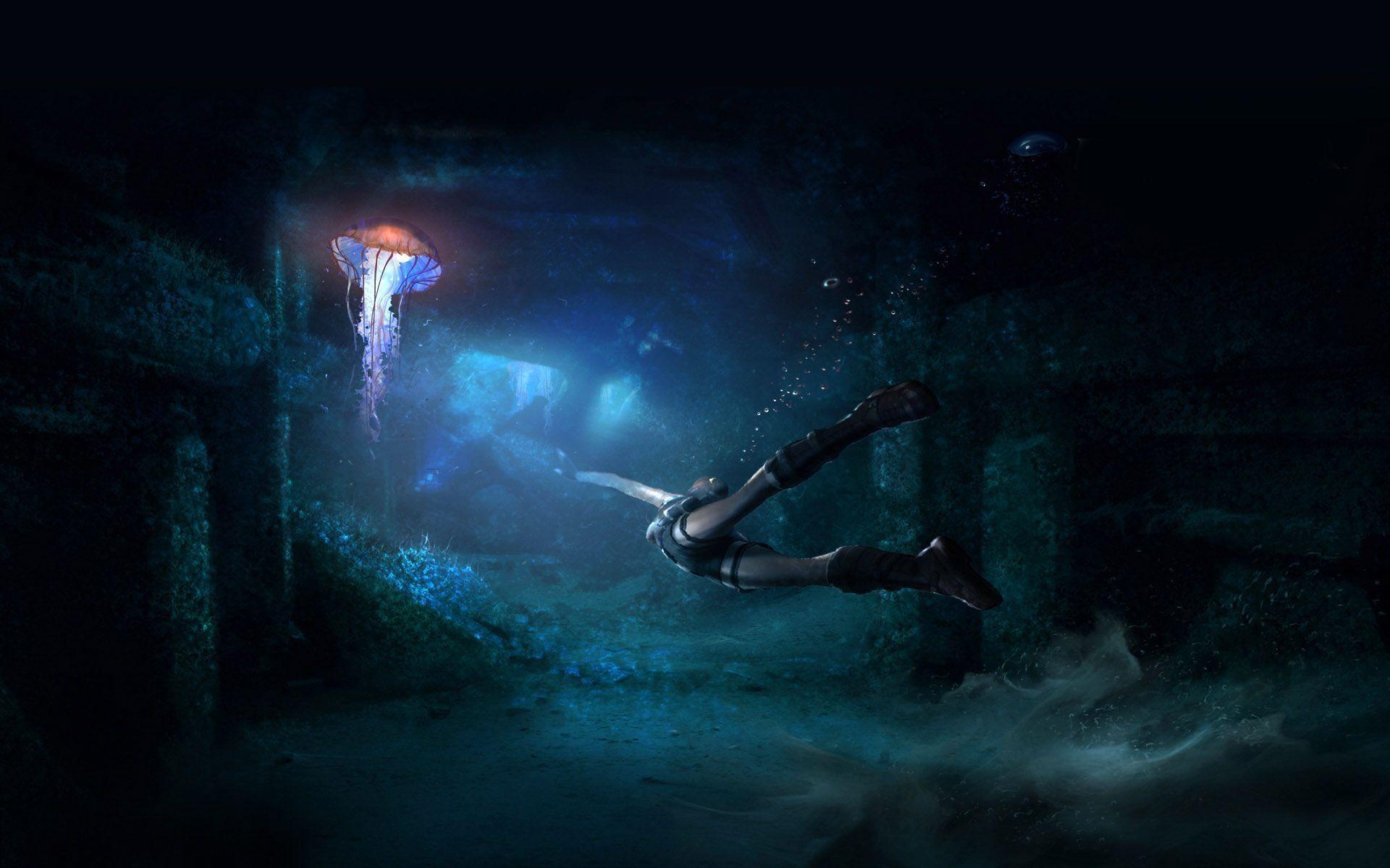 Underwater Desktop Backgrounds - Wallpaper Cave