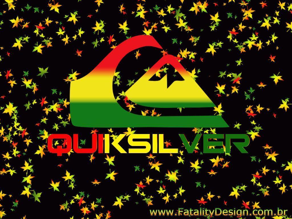 Quiksilver Logo Background Wallpaper - HDwallshare.com