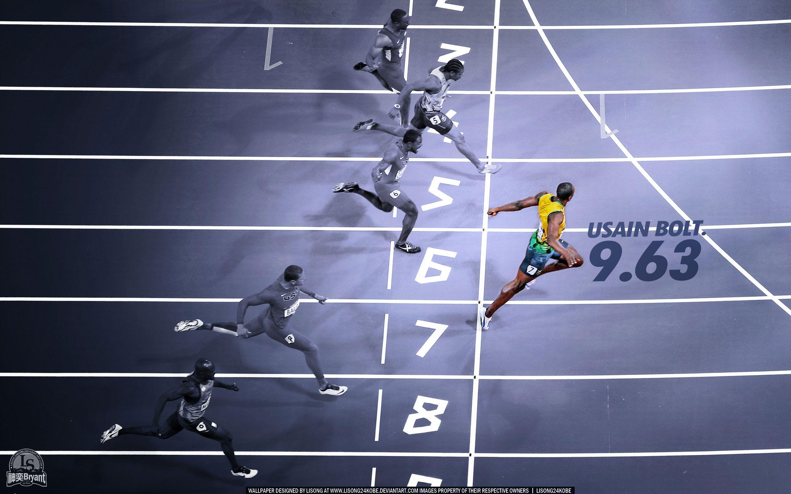 Usain Bolt Wallpaper Puma