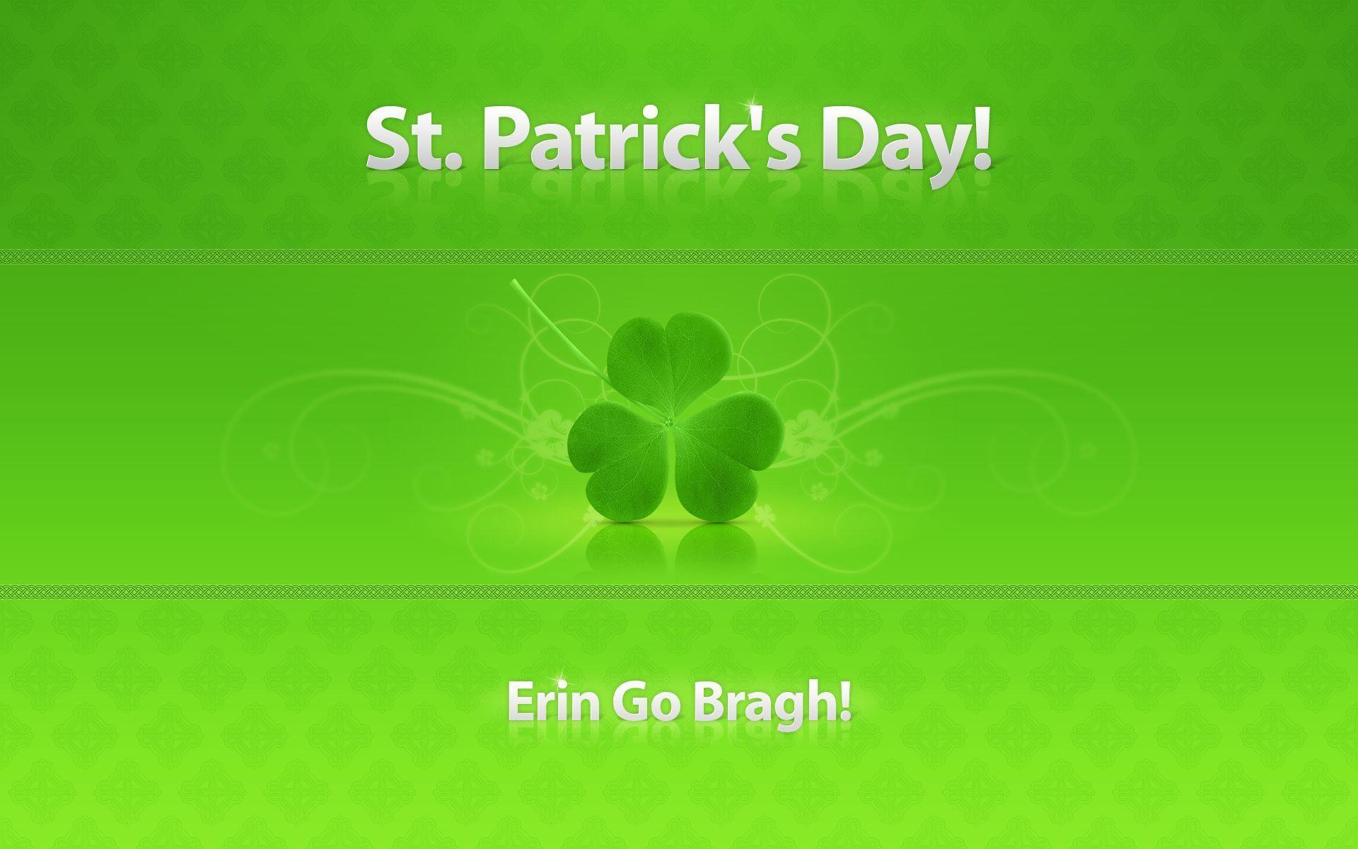 Free St. Patrick&Day Wallpapers