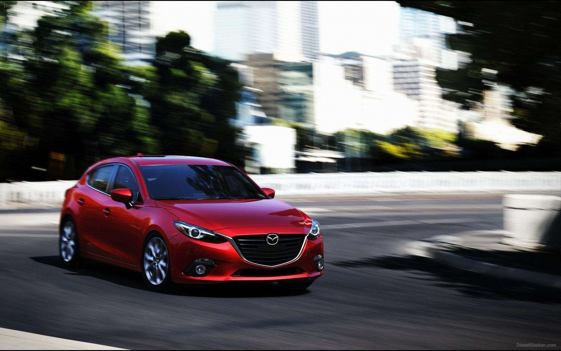 Vehicles For > Mazda 3 Hatchback 2013 Wallpapers