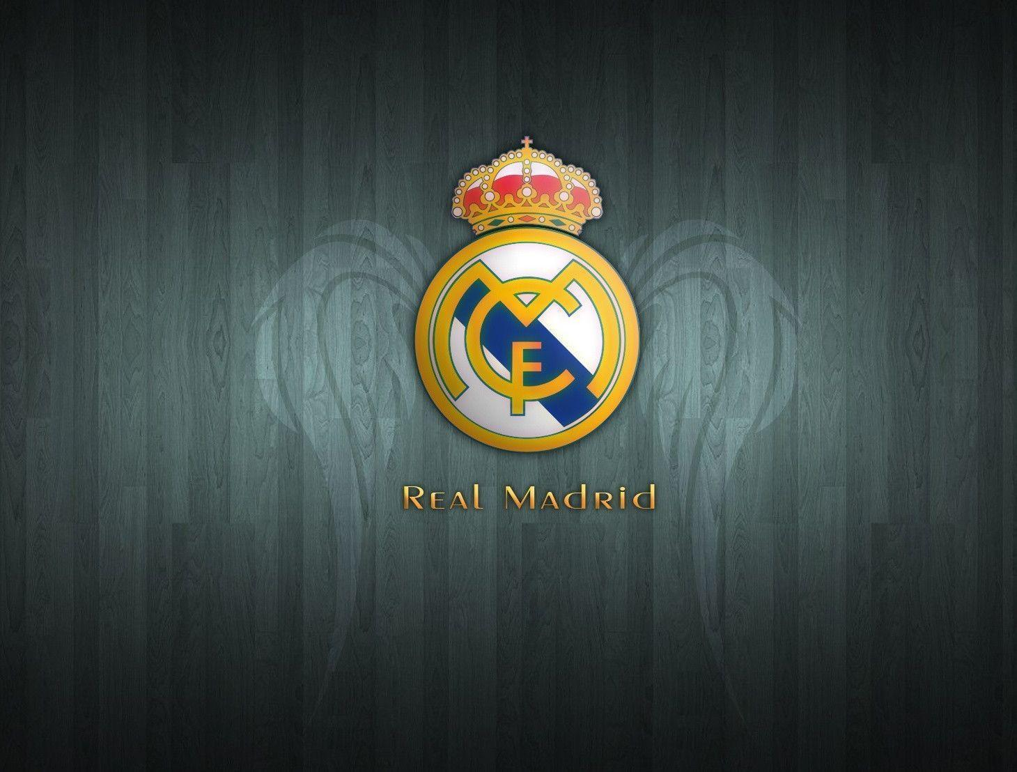 wallpapers hd for mac: Real Madrid Football Club Logo Wallpapers HD