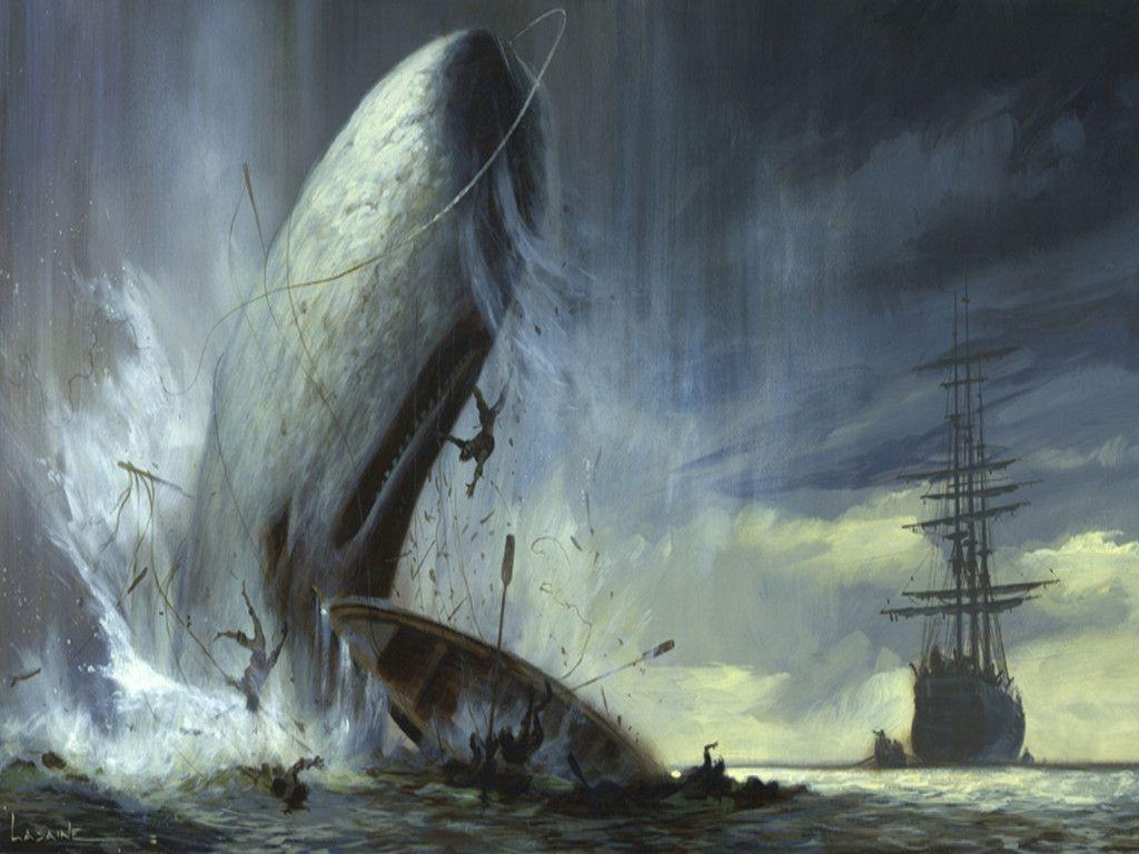 religion and moby dick The quincy unitarian church home page the list of selected sermons religion & the sea: moby dick presented march 21, 2010, by dr virginia leonard ewing.