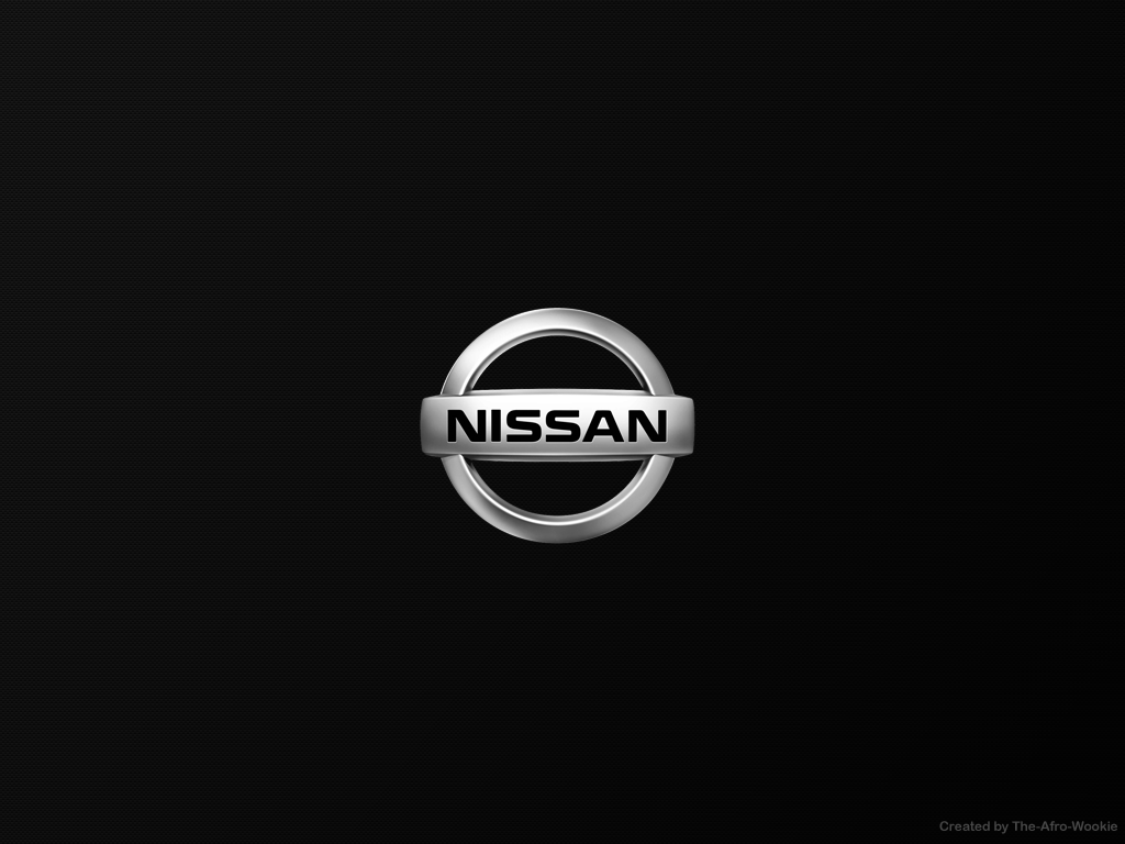 DeviantArt: More Like Nissan Logo Wallpaper by The-Afro-Wookie