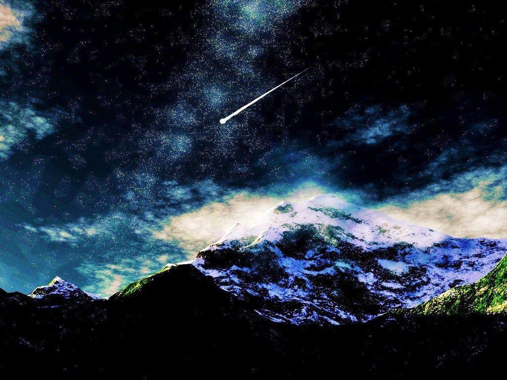Shooting Stars Wallpapers - Wallpaper Cave