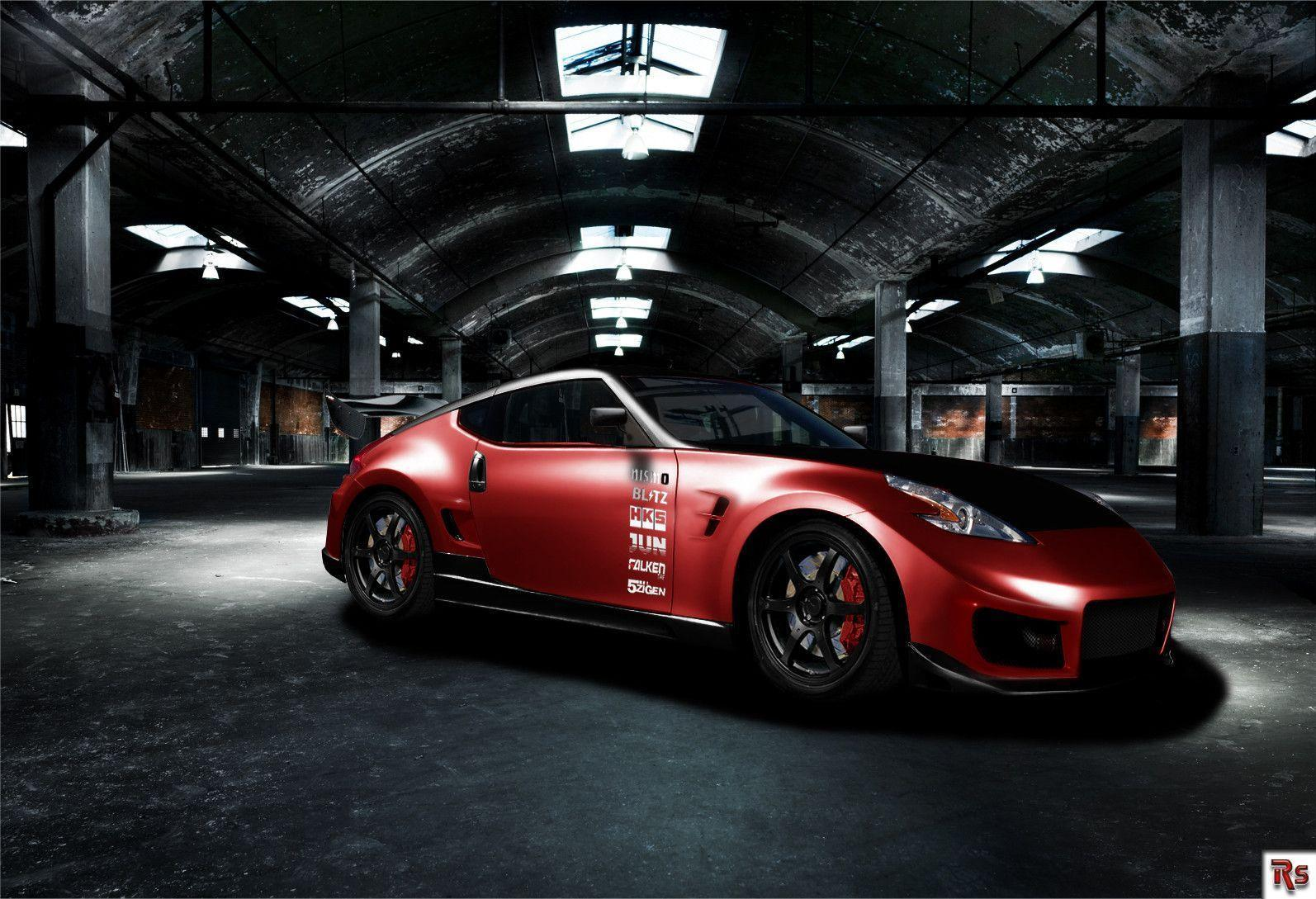 Image For > 370z Nismo Wallpapers
