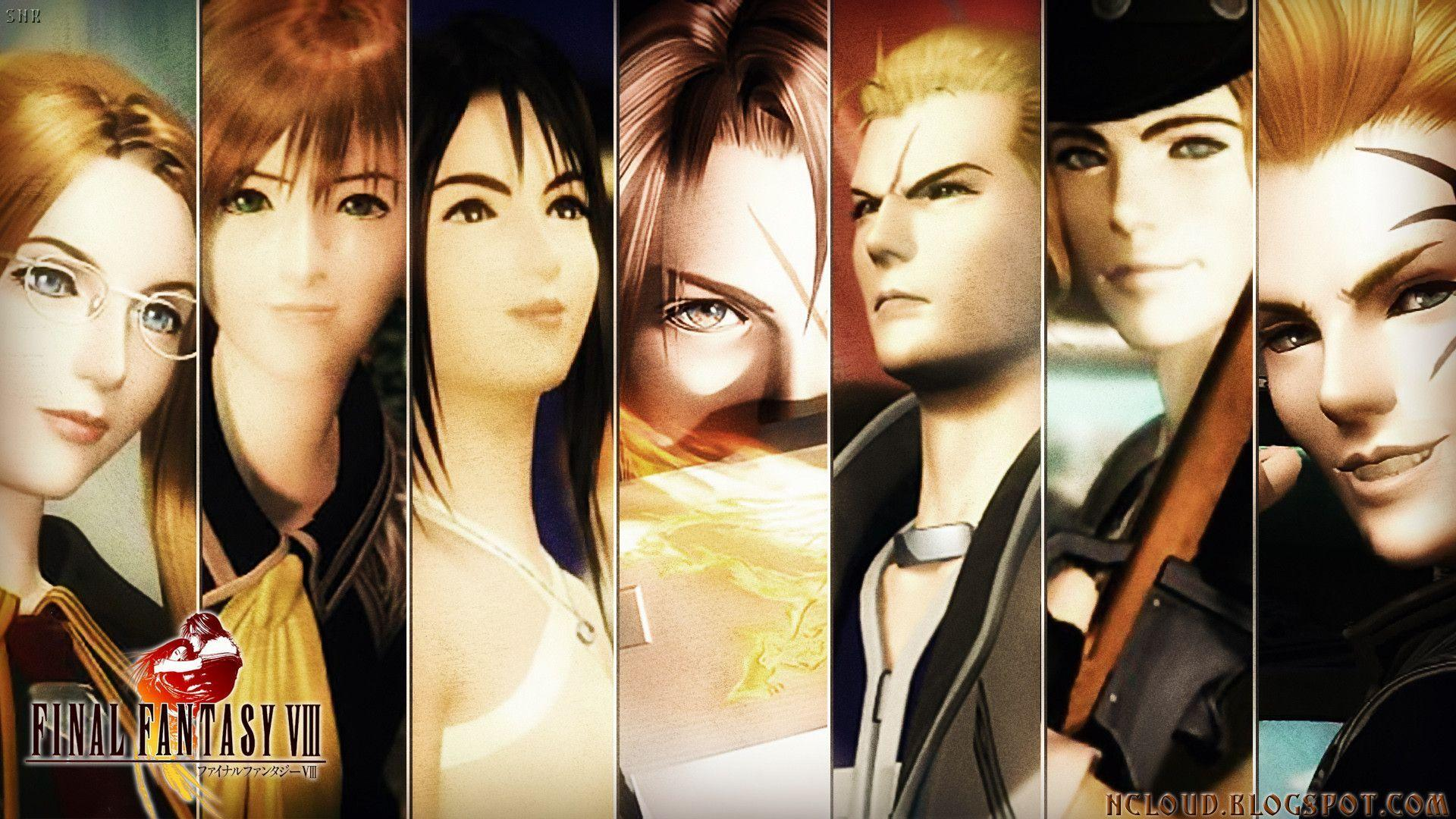 final fantasy 8 wallpapers wallpaper cave