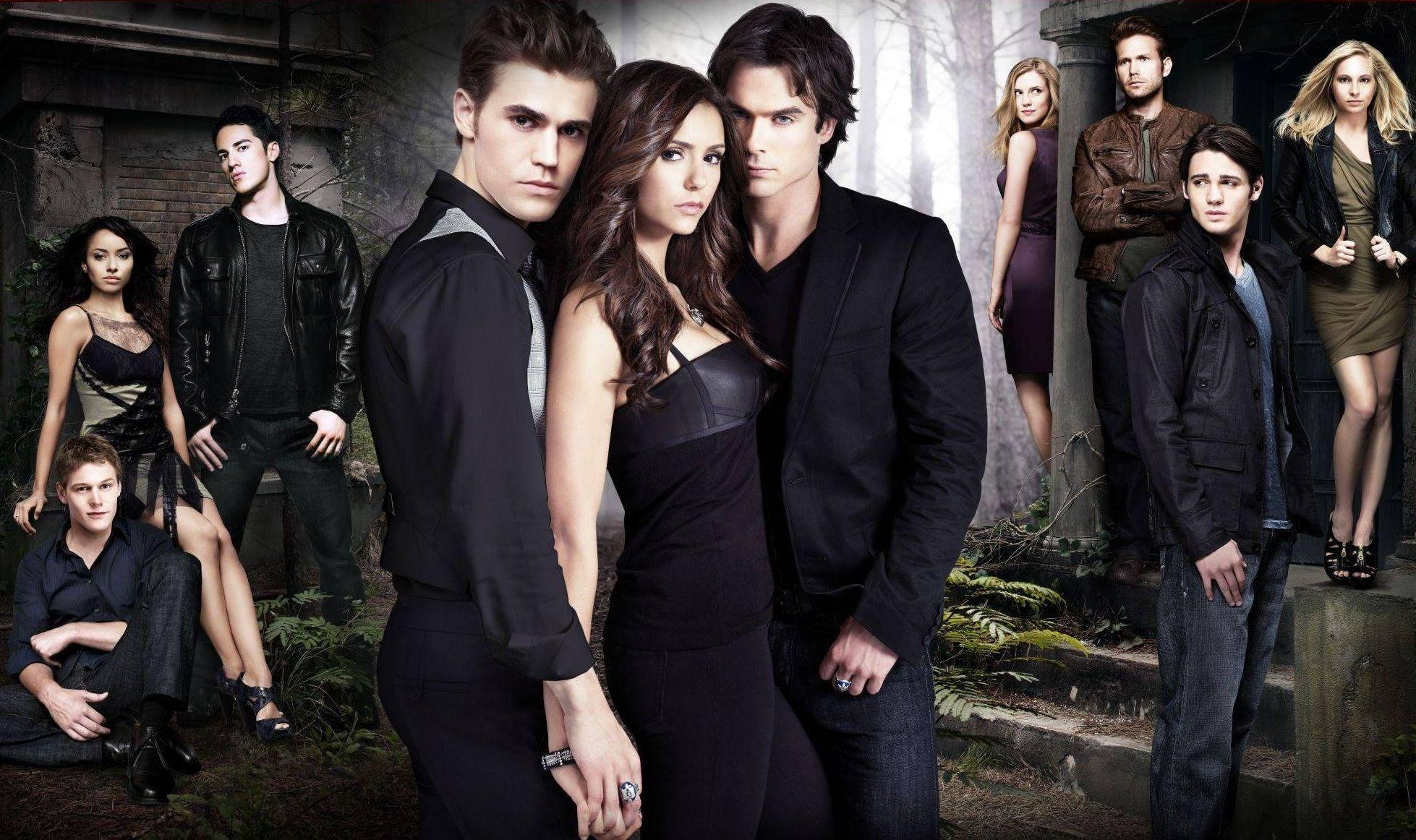 Vampire Diaries Wallpapers Wallpaper
