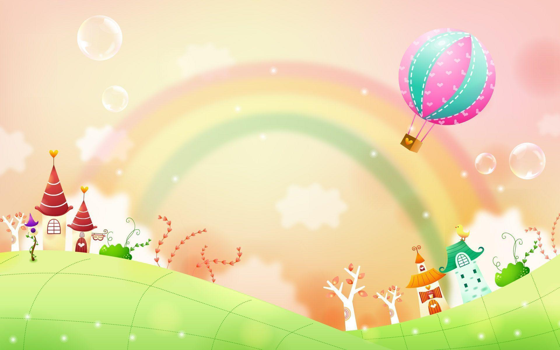 cute cartoon wallpapers wallpaper cave