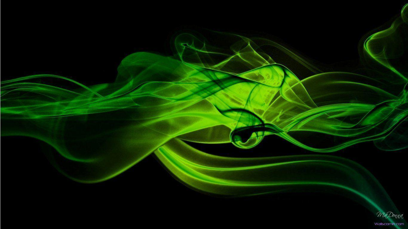 Black And Green Wallpapers - Wallpaper Cave