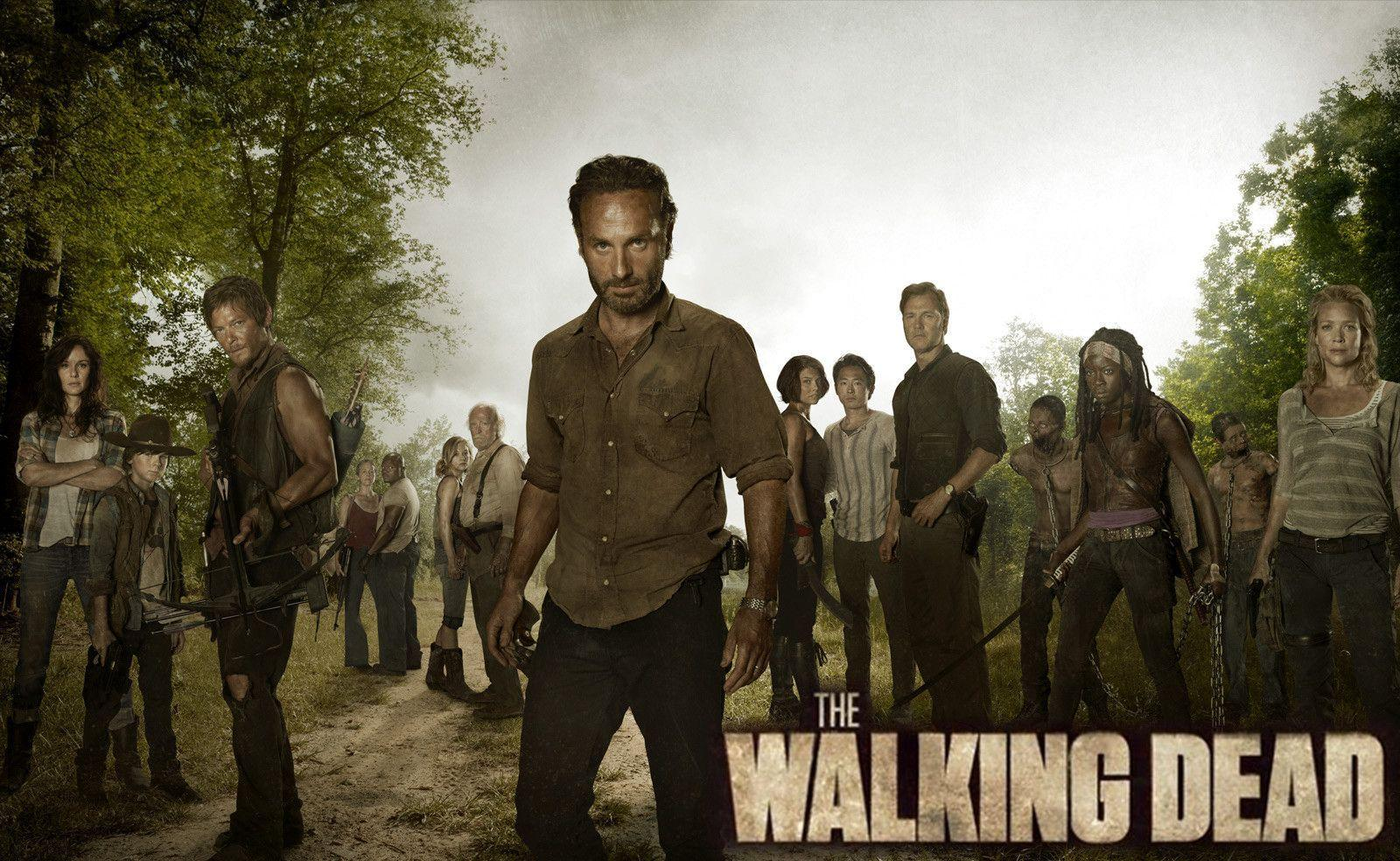 Walking Dead Wallpaper For Android: The Walking Dead Wallpapers HD