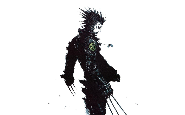Dark Wolverine Wallpaper - HD Wallpaper