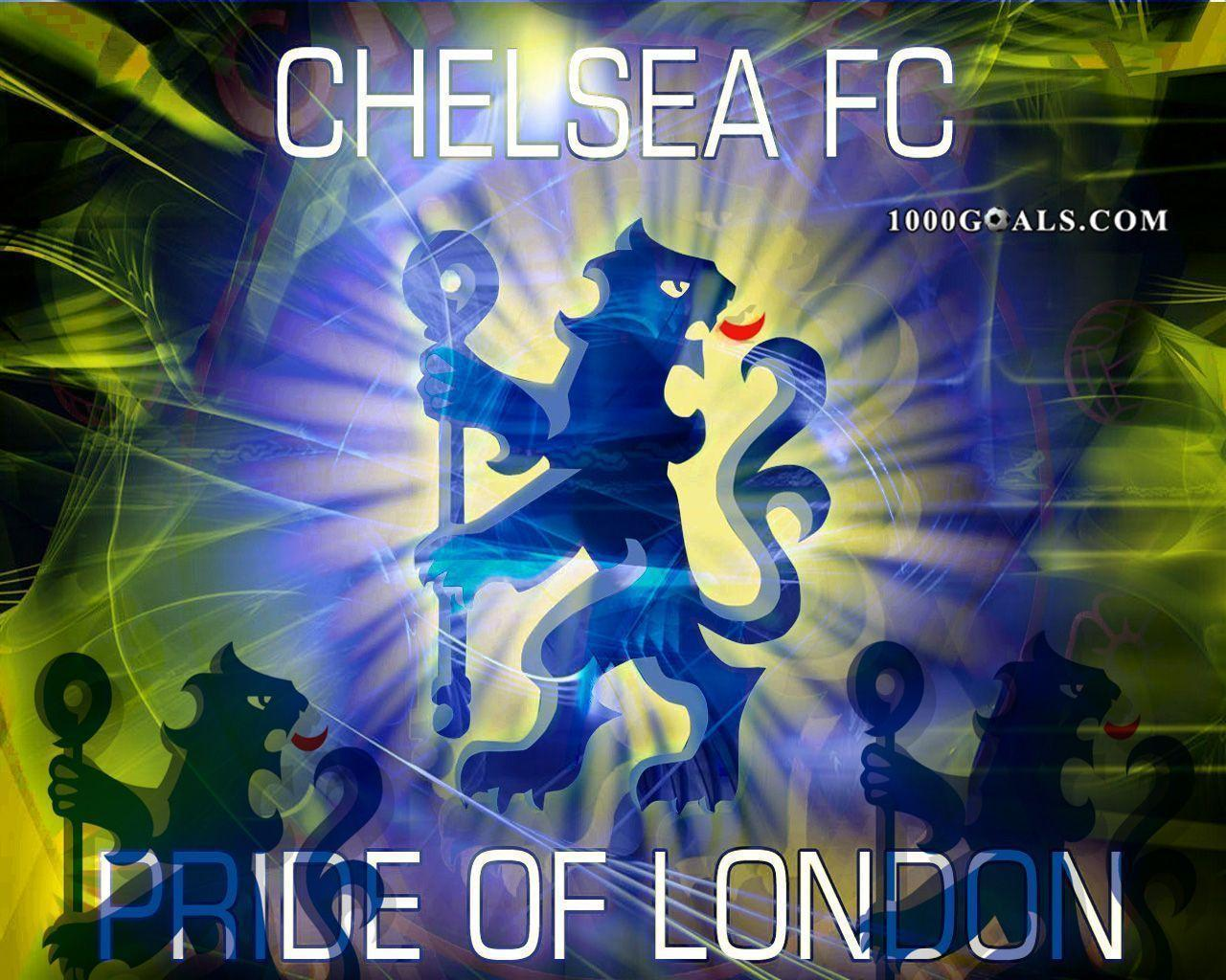 Brand new Chelsea Football Club Custom logo Image Screen High ...