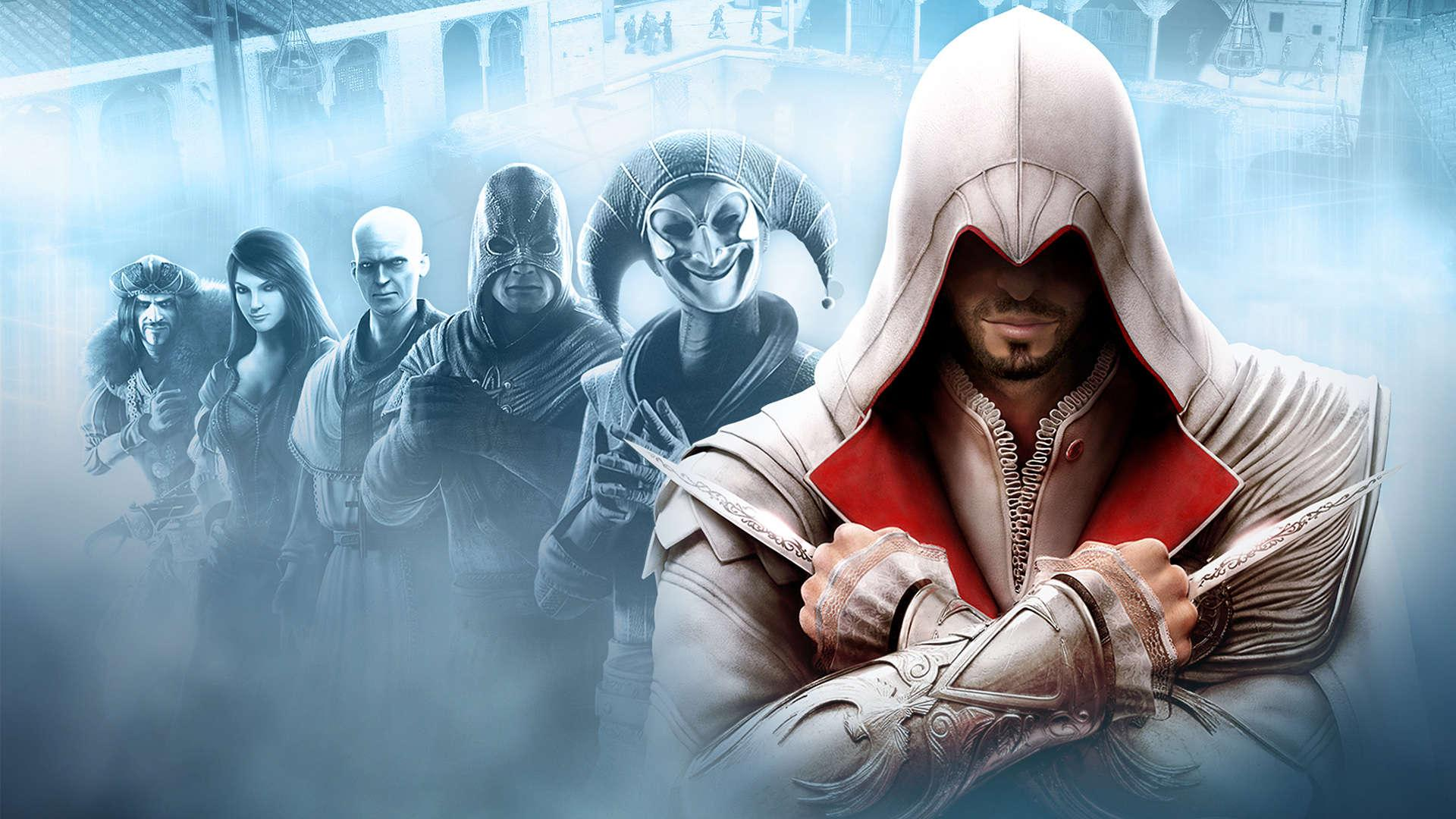 Assassins Creed Brotherhood Wallpaper: Assassin's Creed HD Wallpapers