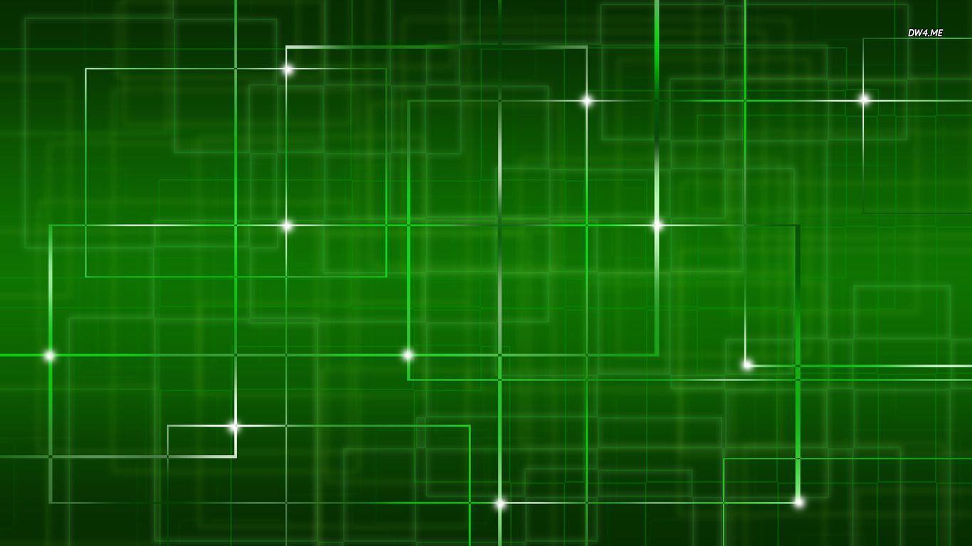 Green network wallpaper - Abstract wallpapers - #